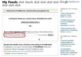 feedburner - my brand - Imagen 1