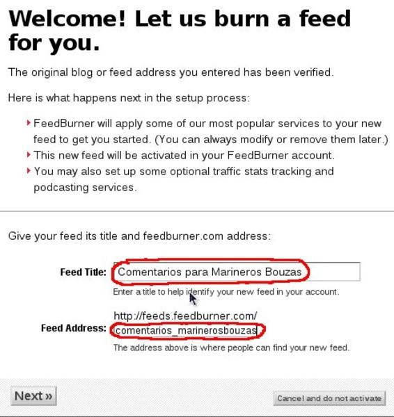 feedburner - my brand - Imagen 3